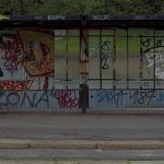 Graffiti in Colorado