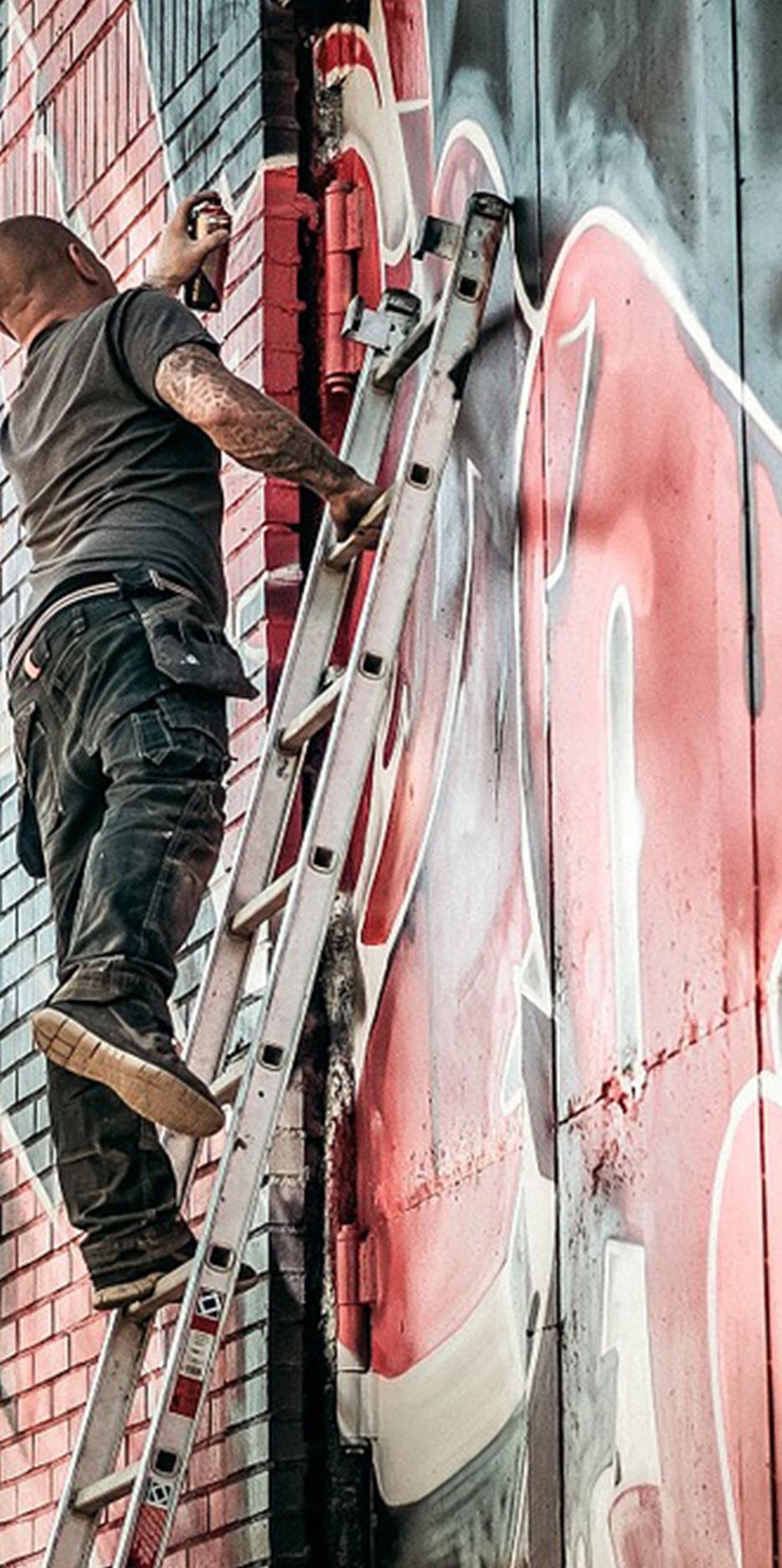 Graffiti Shield protection film