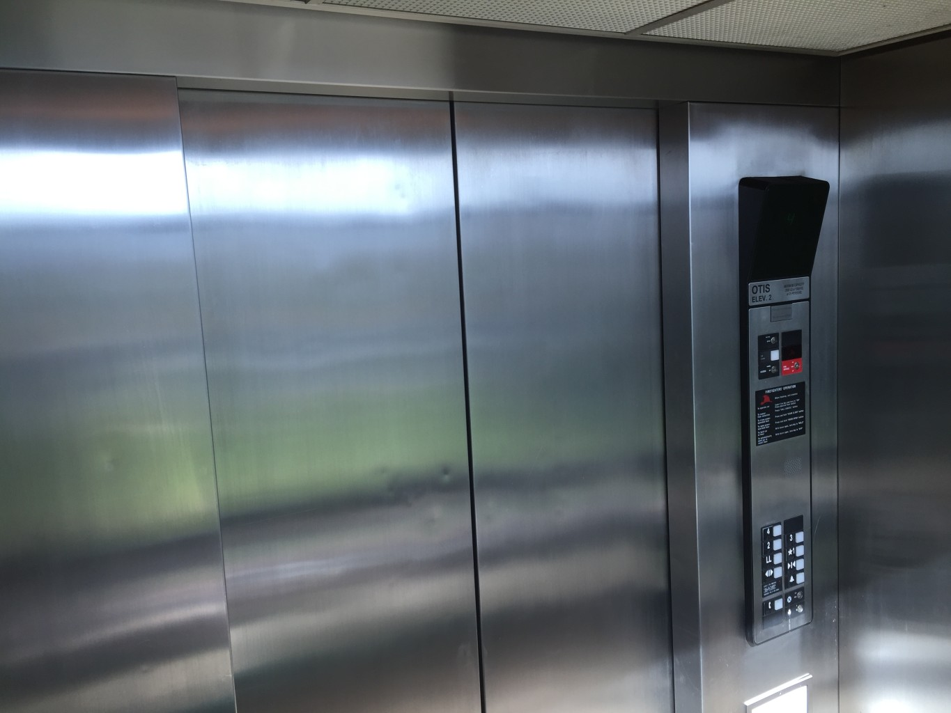 elevator refinishing metal shield film colorado