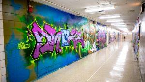 anti-graffiti film colorado school university