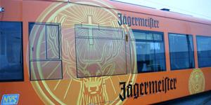 decorative branding window film colorado mass transit system