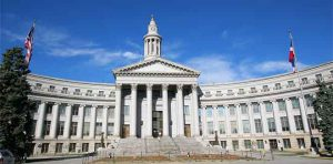 energy efficient window film government building colorado secured